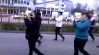 preview picture of video 'Jugendspielmanns- und Fanfarenzug Elsfleth ~ Aloha he ~ Trommelteil ~ Malaika ~ Trommelteil :)'