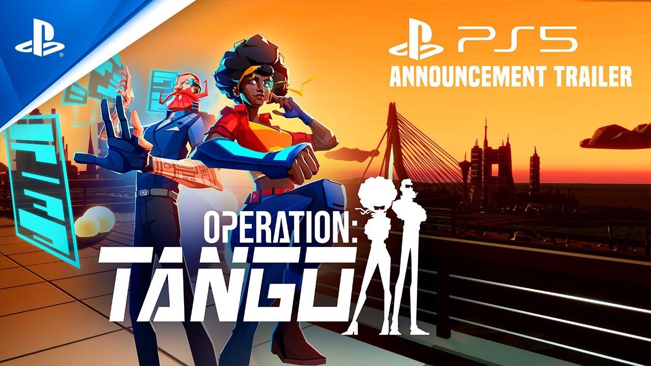 Increíble desde ambas perspectivas: la creación de mundos asimétricos de Operation:Tango