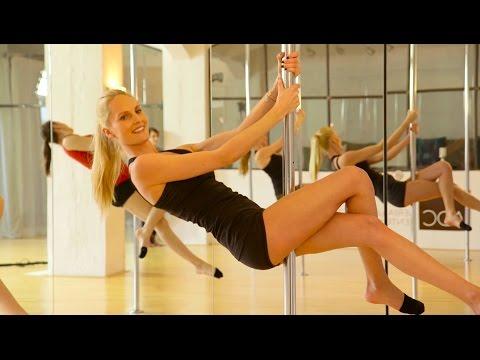 Poledance im Test: So erotisch kann Workout sein