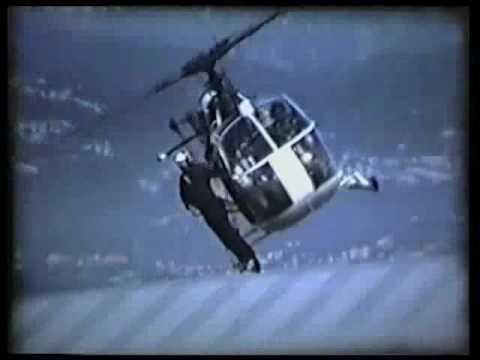 Coupe de France hélicoptéres Annecy 1985