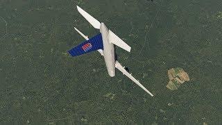 9/11 - Retaliated - United Airlines Flight 93 - XP11