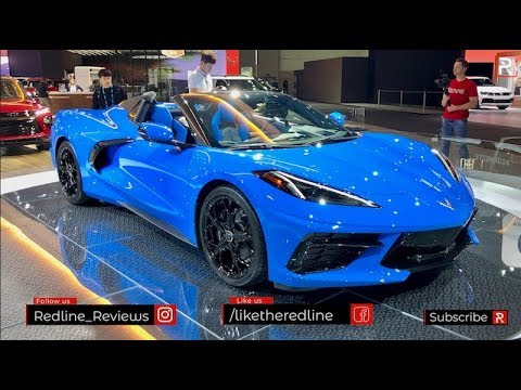 2020 Chevrolet Corvette – Redline: First Look – 2019 LA Auto Show