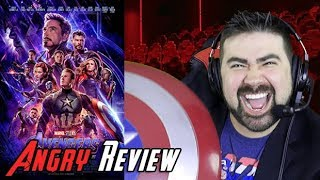 Avengers: Endgame Angry Review [NO SPOILERS!]