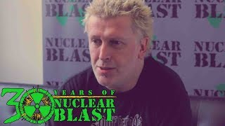 PARADISE LOST - How has being in a band changed + the Doom scene (EXCLUSIVE TRAILER)