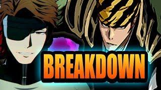 Jump Force — Renji & Aizen Breakdown
