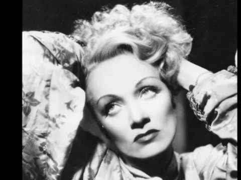 Just A Gigolo (Song) by Marlene Dietrich