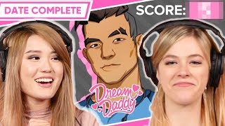 Single Girls Try Dating In Dream Daddy Ft. Angelskimi