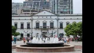 preview picture of video 'Macao Impressionen'