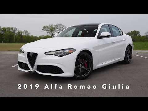 New 2019 Alfa Romeo Giulia Ti Sport