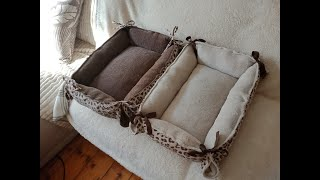 How To Make A Catbed