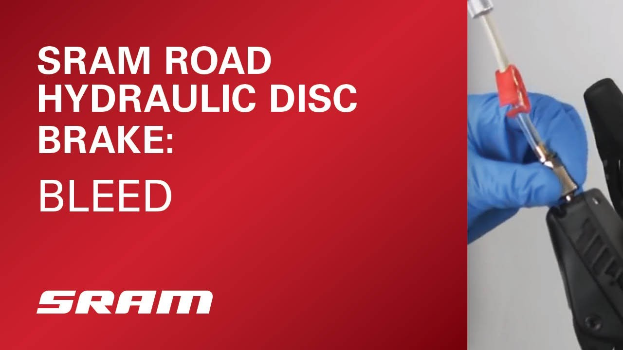 Видео Гидролиния Sram AM Disc BR HYD Hose Road blk 2000mm