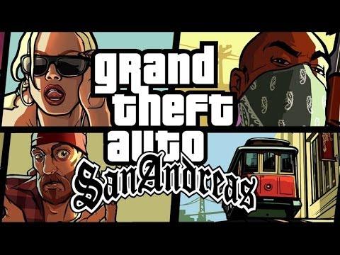 Vídeo do Grand Theft Auto: San Andreas