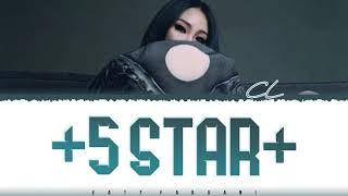 CL - '+5 STAR+' Lyrics [Color Coded_Han_Rom_Eng]