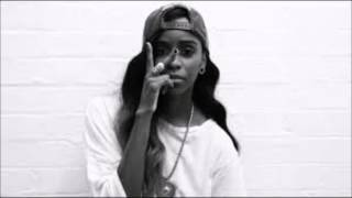 Angel Haze Black Dahlia (Clean)