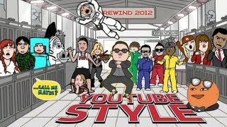 Download Youtube: Rewind YouTube Style (Gangnam Style) 2012-2013 [HD]