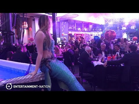 Mermaids Of Atlantis - Scottish Ent Awards 2018