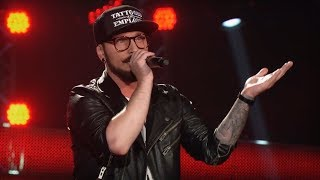 Best Rock & Metal Auditions on THE VOICE