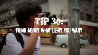 Фотография и фотографы, 50 коротких советов по фотографии