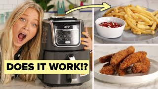 I Tested Amazon's Best-Selling Air Fryer • Tasty