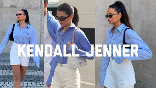Dressing Like KENDALL For A Week!