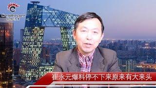 崔永元爆料停不下来原来大有来头(《河边观潮》第79期 20180613)