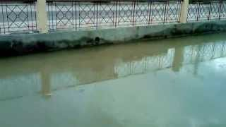 preview picture of video 'Heavy rainfall in Mardan Pakistan.'