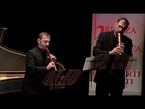 A. VIVALDI: TRIO in G Minor RV 103 ALLEGRO MA CANTABILE / Festa Rustica Ensemble