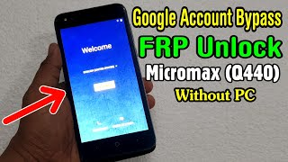 Micromax C1 Bypass FRP Without PC | All Micromax Bypass
