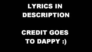 Dappy - No Regrets Lyrics