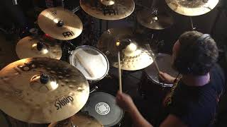 Video Call The Masses - Drums recording