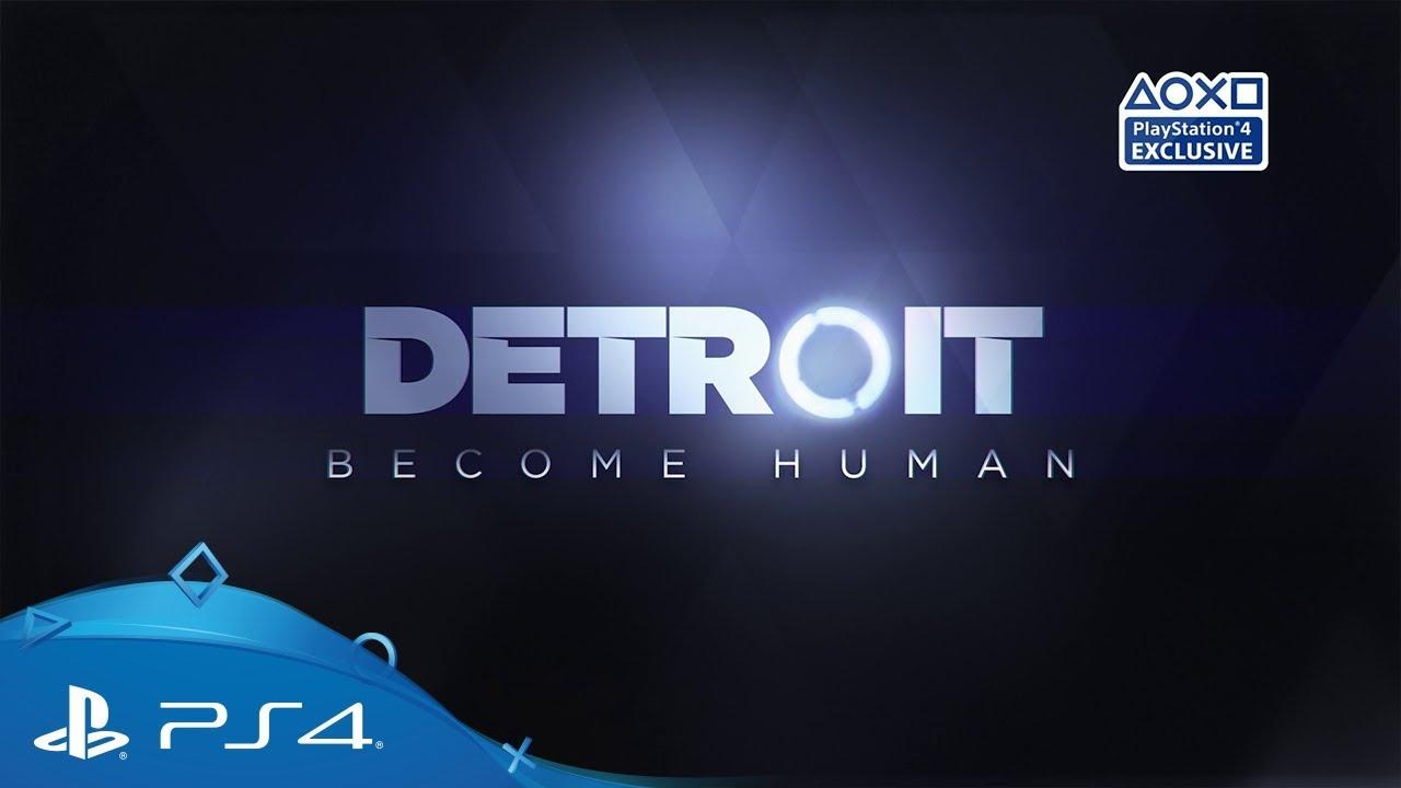 Диск Detroit. Стать человеком (Blu-ray, Russian version) для PS4 video preview