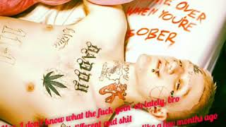 lil peep beamer boy lyrics