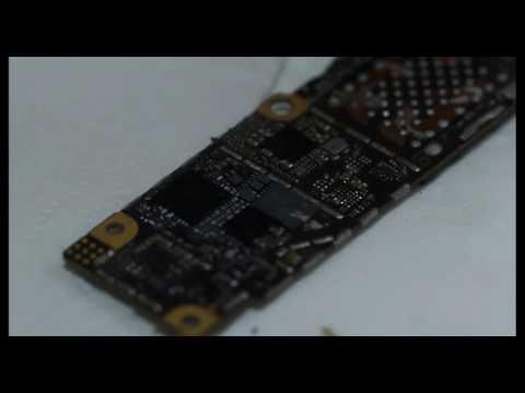 8 iPhone6 6S为例安全拆装电容电阻电感二极管小元件方法 1