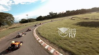 FPV Drone Kart Day