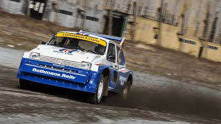 Group B MG Metro 6R4 - Driven by Alister McRae