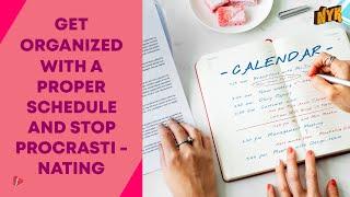 How To Avoid Procrastination?