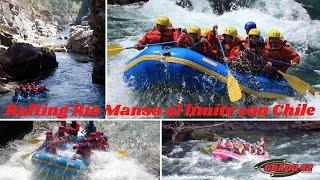 Grado42: Rafting Manso Frontera