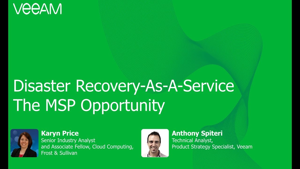 Veeam Cloud Connect Replication video