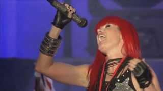 Aqua - Aquarius (Live Tivoli 7/08/2009) Part 9/15