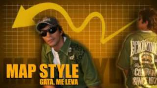 Map Style - Gata, Me Leva