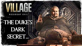 WHO is THE DUKE? (Resident Evil Village)