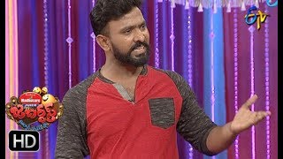 Adhire Abhinay Performance | Jabardasth |  19th July 2018 | ETV  Telugu