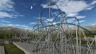[NoLimits 2] Threshold - A Custom Premier LIM Spaghetti Bowl