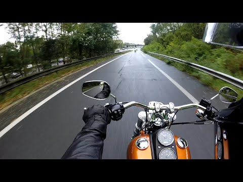 Test Riding the Harley Davidson Dyna Low Rider FXDL (First Time on a Harley)