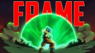 Dragon Ball Super BROLY Movie Trailer : FRAME By FRAME
