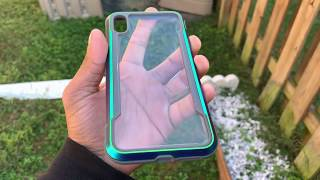 X-Doria Defense Shield iPhone Xs Max Case Review