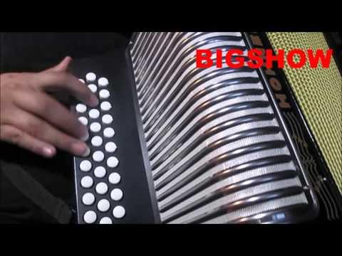 las nieves de enero chalino sanchez instruccional tutorial acordeon de botones principiantes