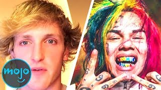 Top 10 Most Hated Celebs Of 2018