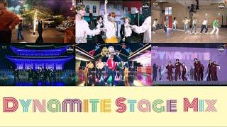 DYNAMITE STAGE MIX | BTS |  방탄소년단