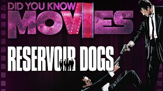 Download Youtube: Quentin Tarantino and the Making of Reservoir Dogs ft. WeeklyTubeShow - Did You Know Movies